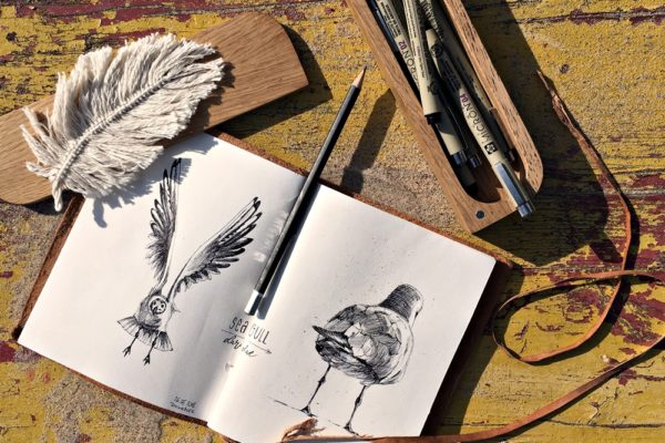 jak zamienić pasję w pracę - 10 błędów początkujących artystów